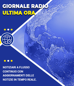 BANNER_UltimaOra Drive News - Giornale Radio
