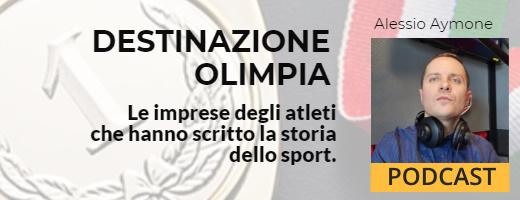 """Le Rubriche di Giornale Radio """"Destinazione Olimpia"""""""