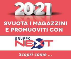 GruppoNEXT - Pubblicità in cambio merce